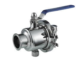 QF Sanitary Ball Valve